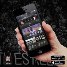 Corinthians lança aplicativo oficial e mira interação digital com a torcida #globoesporte