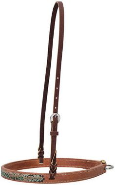 Other Western Tack 47301: Weaver Leather Stacy Westfall Cowgirl Spirit Fashion Horse Noseband -> BUY IT NOW ONLY: $40.99 on eBay!