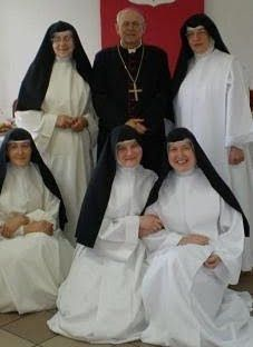 Solemn vows of nuns sexual misconduct