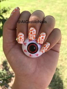 Bats Crosses Vampires Pumpkins Spiders and Ghosts! Products used: Sally Hansen Insta-Dri + Crayola in White (509) and Sunset Orange (502) Uber Chic Beauty stamping plate Halloween-02 #halloween #halloweenails #trickortreat #skull #trickortreatnails #cross #vampires #vampirenails #pumpkin #pumpkinnails #bat #batnails #spiders #spidernails #ghosts #ghostnails #whitenails #orangenails  #nailstamping #halloween2017 #october #octobernails #nail #nails #nailsbyalicastillo #alicastillonails
