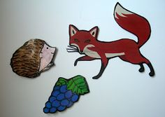 Notes from the Story Room: The Fox and the Hedgehog