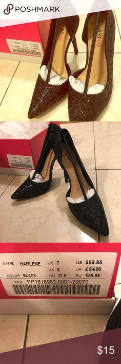 Beautiful stiletto heels Brand New In Box Stiletto's JustFab Shoes Heels