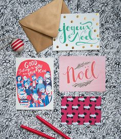 Gift Guide 2014: Our favorite cards, tags, and gift wrap | Design*Sponge