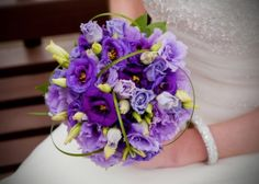 Vickys Flowers specialist wedding and event florist, first established Now freelance based in West Lothian Purple Bouquets, Purple Wedding Flowers, Floral Wedding, Wedding Bouquets, Lisianthus Bouquet, Flower Service, Branch Centerpieces, Wedding Events, Wedding Ideas