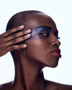 Maryan Juni shot by Juho Lehtonen / Studio / Juni, Beauty Editorial, Beauty Photography, Beauty Makeup, Studio, Fashion Editorial Makeup, Fashion Editorials, Studios, Gorgeous Makeup