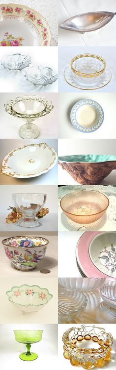 Super Bowls by Diane on Etsy--Pinned with TreasuryPin.com #vintage #etsy #bowl