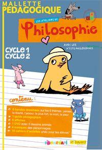 Nouveau : une mallette pédagogique Les ateliers philo avec Les P'tits Philosophes de Pomme d'Api - Bayardeducation.com