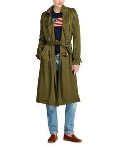Polo Ralph Lauren - Twill Trench Coat