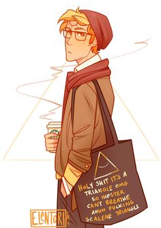 Bill Cipher Human < I'm pretty sure it's Cecil. Unless like... Kevin and Bill are the same thing.