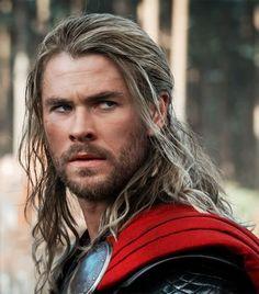 chris hemsworth long hair | Thor Chris Hemsworth Long Hair