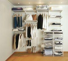 Organise your wardrobe!