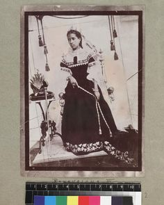University of Southern California - Portrait of Ranavalona III Victorian Life, University Of Southern California, 9 And 10, Portrait, Art, Art Background, Headshot Photography, Kunst, Portrait Paintings
