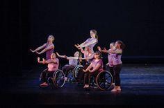 Mary Verdi-Fletcher of Dancing Wheels Says If You Can't Walk, Dance - 51