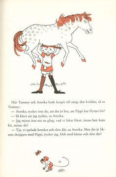 Pippi Långstrump - Pippi leker kull med poliser