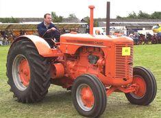 Case Model LA 32/45 h.p. Tractor