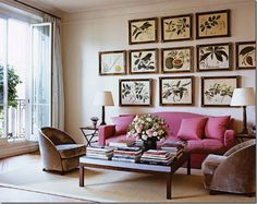I Love Your Style: Home Sweet Home: Lee Radziwill