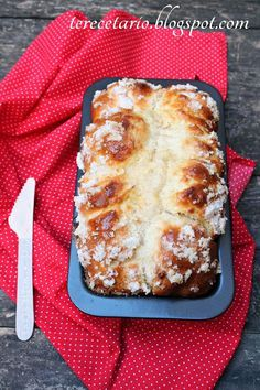 Pan de brioche Pan Bread, Bread Cake, Bread Recipes, Baking Recipes, Tapas, Sweet Dough, Pan Dulce, Bread And Pastries, Great Desserts