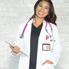 Happy National Doctors' Day! 🩺 Today, we celebrate your dedication to helping others, your sacrifices, and your contribution to advances in medicine. On this day, we thank you!🙌 #doctorsday #Doctorslife #doctorsdaycelebration #doctorsdayout #doctorsday2021 #Doctorsdayspecial #doctors #doctorstyle National Doctors Day, Cherokee Scrubs, Lab Coats, Work Wear, Medicine, Celebrities, Lady, Style, Fashion