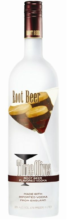 Vodka Root Beer