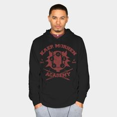 Kaer Morhen Academy hoodie #0Coconut http://geek.ragebear.com/sfp7d