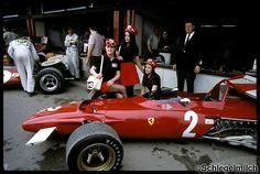 f1 Ferrari 312B 1970-Spagna Ickx-© Schlegelmilch