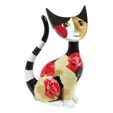 Collage Katze Carmen Figure