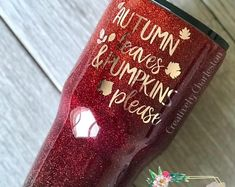 Pink and Gold Glitter Tumbler Glitter Dipped Tumbler Diy Tumblers, Custom Tumblers, Glitter Tumblers, Glitter Cups, Gold Glitter, Glitter Glasses, Gold Nails, Subtle Ombre, Cup Crafts