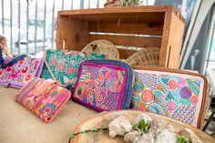 Gitta Embroidered Cosmetic Bag Cosmetic Bag, Diaper Bag, Bags, Handbags, Dime Bags, Mothers Bag, Lv Bags, Purses, Nappy Bags