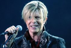 David Bowie has topped the UK chart & his album has become the fastest selling of 2013. Not bad for a pensioner! (Picture: PA)
