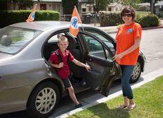 My Child's Ride with HopSkipDrive | Macaroni Kid