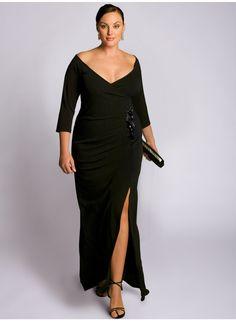 Garbo Gown. IGIGI by Yuliya Raquel. www.igigi.com
