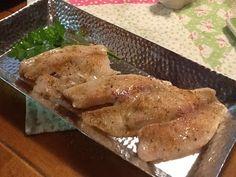 Kitty's Kozy Kitchen: Grilled Tilapia