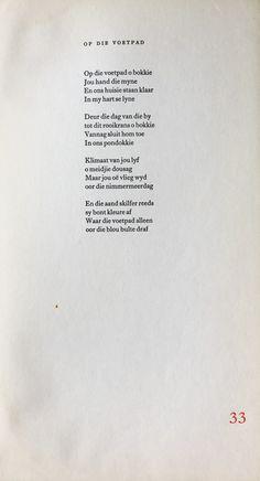 Afrikaanse gedig - Ingrid Jonker, Rook en Oker Rook, Poetry, Words, Poems, Poetry Books, Poem, Horse