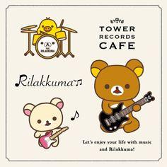 [หมีคุมะไงจะใครล่ะ] เยือน Rilakkuma Cafe และเยี่ยมชม Collection สินค้าหลากหลายในฤดูร้อนญี่ปุ่น~♪ - Pantip