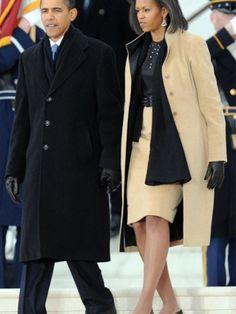 El estilo de Los Obama Foto: Getty Images/Ap