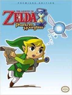 Legend of Zelda: Phantom Hourglass (Prima Official Game Guides) Paperback