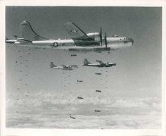 B-29 bomber, N. Korea