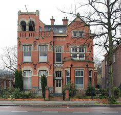 Villa, Hengelo ©Steven van der Wal