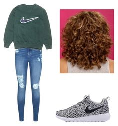 """""""Untitled #878"""" by qveenkyndall16 ❤ liked on Polyvore featuring Lipsy and NIKE"""