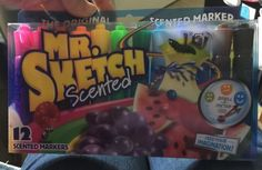 SKETCH SCENTED MAKERS LOT OF 2 1947292 SCENTED STIX MR