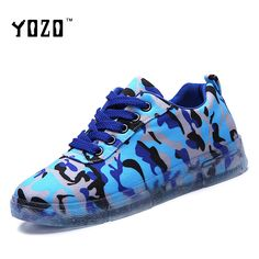 YOZO Canvas Shoes Women Fashion Camouflage Lace Up Casual Shoes Women Breathable Flat Brand Shoes Women Zapatos Mujer 2017