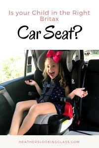 Is Your Child In The Right Britax Car Seat Check This Post To Make Sure Safe Kids Carseat Tips