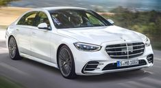 New 2021 Mercedes Benz S Class Available For Sale in Germany Accepting Orders Now Digital Light, Benz S Class, Head Up Display, Automotive News, Automatic Transmission, Mercedes Benz, Diesel, Germany, Car