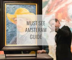 A customizable must-see guide to Amsterdam's top attractions Amsterdam Attractions, Amsterdam Travel Guide, Most Beautiful Cities, Travel Around, Places To Travel, Netherlands, Holland, Dutch, Tourism