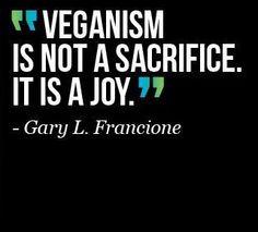 ~ Gary Francione <3 #MyVeganJournal