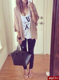 Cute Spring Outfits 2016 – You Can Copy