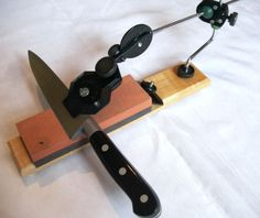 Knife Sharpening Angles | Wiki Village