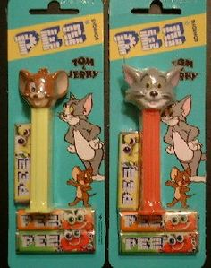 Tom and Jerry PEZ