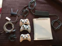 Microsoft Xbox 360 - http://video-games.goshoppins.com/video-game-consoles/microsoft-xbox-360-2/