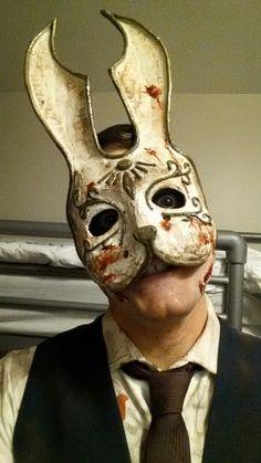 DIY your own splicer mask - Bioshock